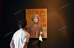 ΔΕΘ: Έγιναν τα εγκαίνια της πολυθεματικής έκθεσης «Πόντος: Δικαίωμα και υποχρέωση στη μνήμη» του Κωνσταντίνου Φωτιάδη (φωτο)