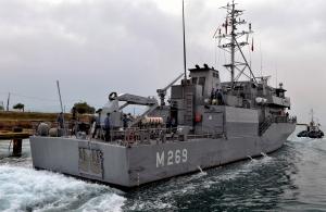 Νέα ναυτική βάση ετοιμάζουν οι Τούρκοι κοντά στην Τραπεζούντα