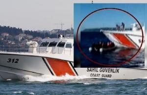 Η στιγμή που το τουρκικό σκάφος παρενοχλεί σκάφος του Λιμενικού στη Χίο (βίντεο)