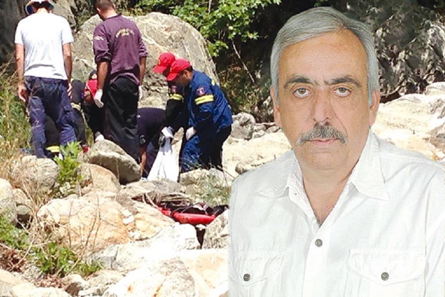 Τραγωδία στο Άγιο Όρος: Γιατρός πήγε για τάμα και σκοτώθηκε σε γκρεμό
