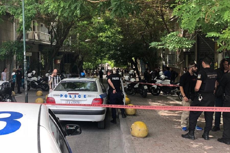 ΕΚΤΑΚΤΟ: Πυροβολισμοί στο κέντρο της Αθήνας