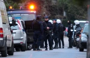 Δεκατέσσερις συλλήψεις από την Αντιτρομοκρατική για χρηματοδότηση της τρομοκρατίας