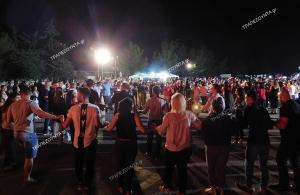 Χιλιάδες κόσμου παρευρέθηκαν στο ποντιακό πανηγύρι των «Ακριτών» Ασπροπύργου (φωτο, βίντεο)