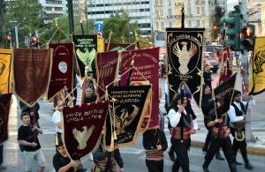 Ξύλο στον Μπουτάρη, κάψιμο σημαιών και.. ενότητα είχαν οι φετινές εκδηλώσεις μνήμης σε Αθήνα και Θεσσαλονίκη (φωτο, βίντεο)