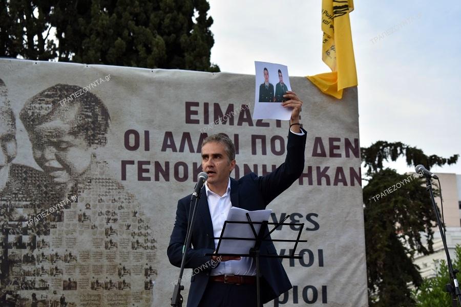Η τουρκόφωνη εφημερίδα της Κομοτηνής Birlik, στοχοποιεί τον Θεοφάνη Μαλκίδη