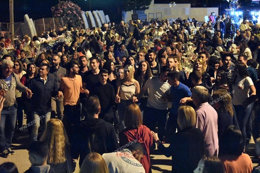 Η «Τραπεζούντα» Φυλής τίμησε την εορτή του Αγίου Γεωργίου για 32η φορά με ποντιακό γλέντι (φωτο, βίντεο)