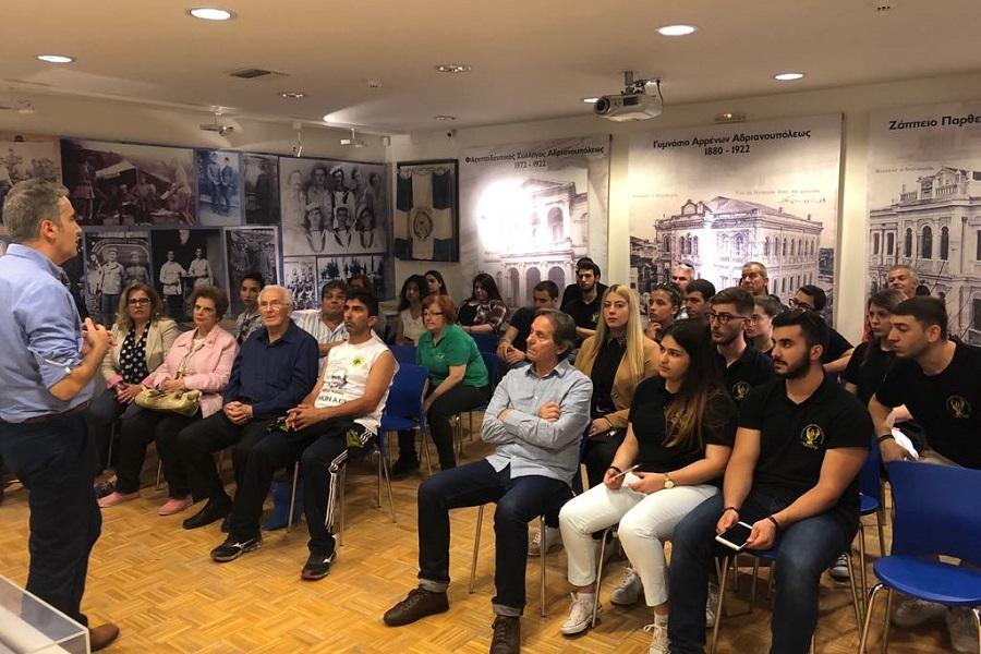 Θ. Μαλκίδης: Η δραστηριότητά μου για το ζήτημα της Γενοκτονίας ενοχλεί την Τουρκία