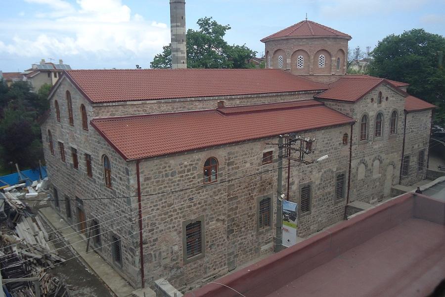 Αναδείχθηκε η βυζαντινή αίγλη της Παναγίας Χρυσοκεφάλου της Τραπεζούντας (φωτο)