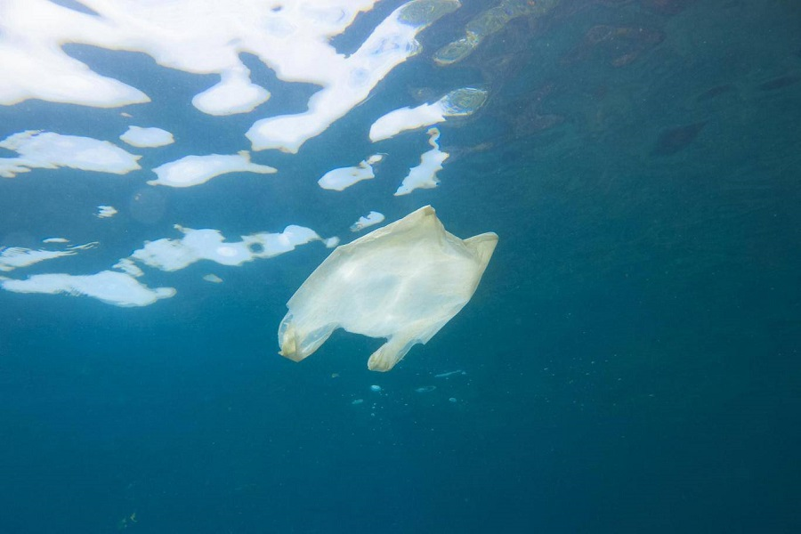 Πλαστική σακούλα βρέθηκε ακόμη και στο βαθύτερο σημείο των ωκεανών