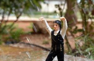 Κουσκουβάρα — Κουσκουτέρα: Τα έθιμα της βροχής