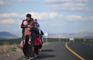 Δώδεκα εκατομμύρια άνθρωποι εκτοπίστηκαν το 2017 εξαιτίας πολέμων