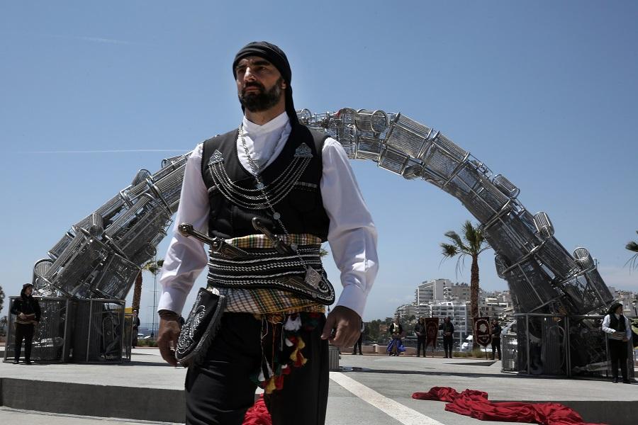 Στο «Πυρρίχιο Πέταγμα» θα γίνει η κεντρική εκδήλωση μνήμης της ιστορικής Ένωσης Ποντίων Πειραιώς-Κερατσινίου-Δραπετσώνας
