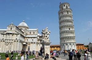 Λύθηκε το μυστήριο — Ιδού γιατί δεν πέφτει ο Πύργος της Πίζας!