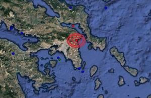 ΕΚΤΑΚΤΟ: Ισχυρός σεισμός στην Αθήνα