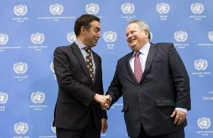 Κοτζιάς για Σκοπιανό: Εμείς τελειώσαμε, στα χέρια των πρωθυπουργών η συμφωνία