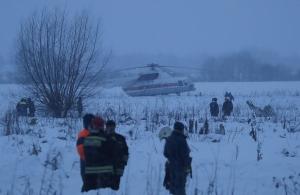 Ρωσία: Από ανθρώπινο λάθος η συντριβή του Antonov με 71 νεκρούς