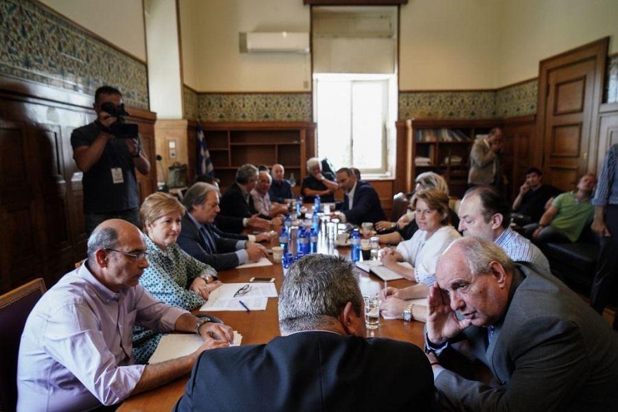 Σκηνικό διάλυσης στους ΑΝΕΛ – Κι άλλοι βουλευτές λίγο πριν την έξοδο