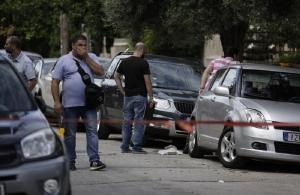 Νεκρός ο άνδρας που γάζωσαν με καλάσνικοφ στο Π. Φάληρο (βίντεο)