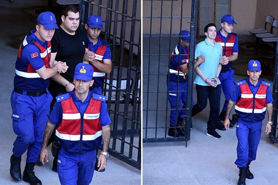 Υπόνοιες για ενδεχόμενο δόλο των Ελλήνων στρατιωτικών αφήνει ο Τούρκος εισαγγελέας