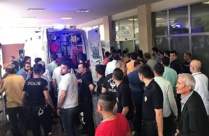 Τουρκία: Τρεις νεκροί από επίθεση σε προεκλογική συγκέντρωση του AKP (βίντεο)