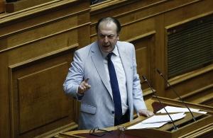 Ανεξαρτητοποιήθηκε ο Γ. Λαζαρίδης — Οι ΑΝΕΛ ζητούν να παραδώσει την έδρα του