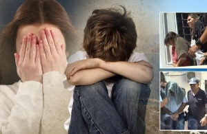 Στη φυλακή οι γονείς-βιαστές της Λέρου