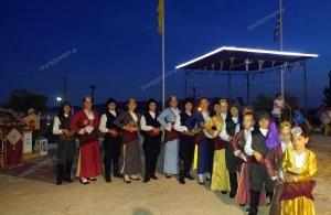 Με πέντε χορούς εντυπωσίασαν τον κόσμο τα κουτζικόπα της «Τραπεζούντας» Φυλής