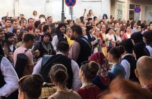 Ένας ποντιακός γάμος που… ξεσήκωσε την Κομοτηνή (φωτο, βίντεο)