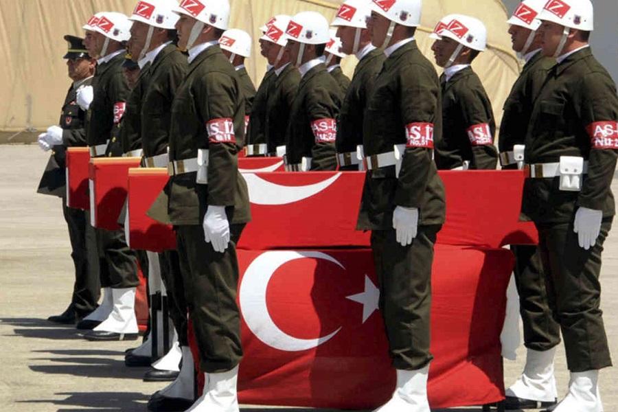 Τουρκία: Τρεις στρατιώτες σκοτώθηκαν σε επίθεση του PKK στην επαρχία Χακάρι (Ανατολή)