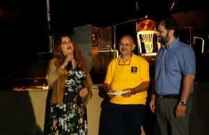 Πραγματοποιήθηκε και φέτος η εκδήλωση «Λύρες στις Πηγές» από την Εύξεινο Λέσχη Ποντίων Νάουσας