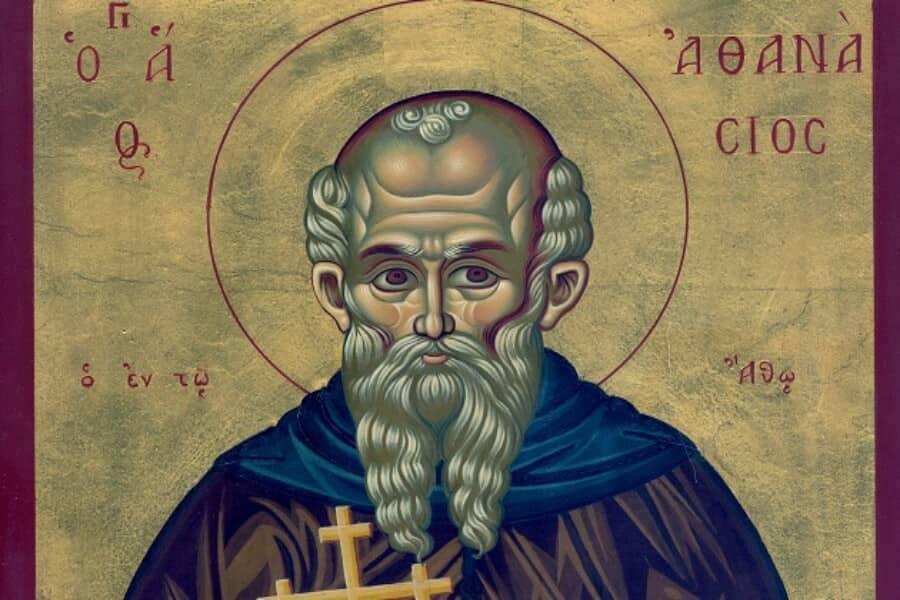 Άγιος Αθανάσιος ο Αθωνίτης: Ο θεμελιωτής του μοναχισμού στο Άγιον Όρος