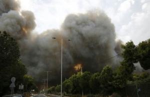 Δήμαρχος Ραφήνας – Πικερμίου: «Κάηκαν πάνω από 200 σπίτια και φοβάμαι για νεκρούς»
