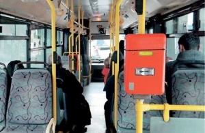 Από την μπροστινή πόρτα από σήμερα η είσοδος σε λεωφορεία και τρόλεϊ