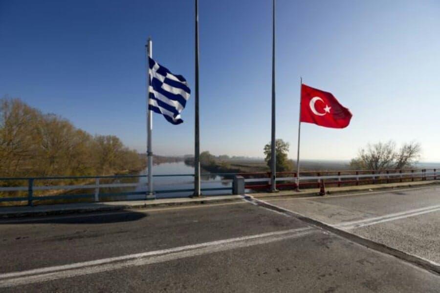 Σύλληψη τεσσάρων Τούρκων στον Έβρο