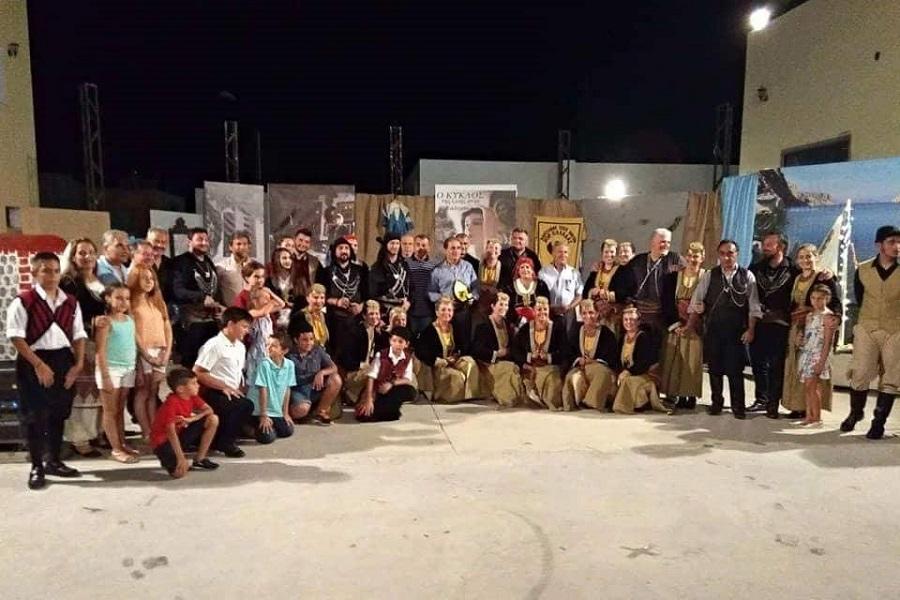 Με αγιασμό ξεκινάει την νέα χρόνια τις δραστηριότητες της η Καλλιτεχνική Στέγη Ποντίων Βορειου Ελλάδος