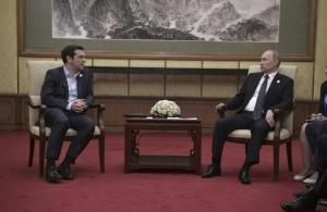 Συνάντηση Τσίπρα – Πούτιν τον Δεκέμβριο στη Ρωσία