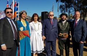 Με έντονη ποντιακή παρουσία τιμήθηκε η ημέρα μνήμης της γενοκτονίας των Ασσυρίων στο Σίδνεϊ της Αυστραλίας