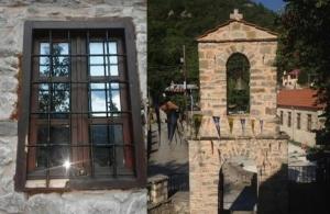 Έκλεψαν εικόνες σημαντικής αρχαιολογικής αξίας από εκκλησία στην Αγία Βαρβάρα Κόνιτσας