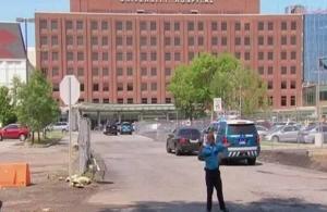 Πυροβολισμοί σε νοσοκομείο της Νέας Υόρκης – Δύο νεκροί