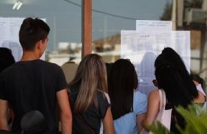 Πανελλαδικές: Αγωνία τέλος για τους υποψηφίους — Σήμερα οι βάσεις