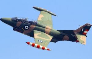 Πτώση εκπαιδευτικού αεροσκάφους Τ-2 — Νεκρός ο ένας πιλότος