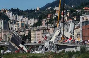 Εθνικό πένθος στην Ιταλία – Στο στόχαστρο της κυβέρνησης η διαχειρίστρια εταιρεία της γέφυρας