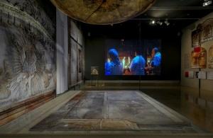 Απίστευτο περιστατικό βανδαλισμού στο Βυζαντινό Μουσείο – Έριξαν λάδι σε εκθέματα, με 20 φύλακες παρόντες