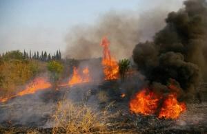 Μαίνεται η πυρκαγιά στη Μάνη – Τραυματίες δύο πυροσβέστες