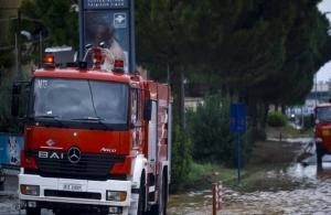 Κυκλώνας «Ζορμπάς»: 1.300 κλήσεις δέχθηκε η πυροσβεστική λόγω της σφοδρής κακοκαιρίας