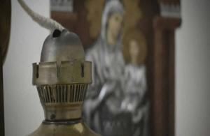 Η μονή της Παναγίας Κρεμαστής