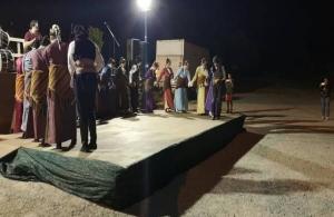 Στις εκδηλώσεις του Αγίου Νεκταρίου συμμετείχε η «Τραπεζούντα» Φυλής