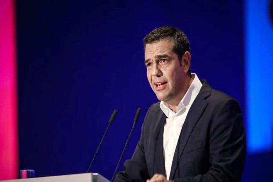 Προεκλογικές υποσχέσεις Τσίπρα στη ΔΕΘ