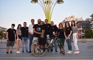 Αύριο επιστρέφει ο Πόντιος ποδηλάτης στις Αχαρνές