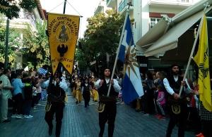 Τίμησε την απελευθέρωση της Έδεσσας και την ημέρα μνήμης του Μακεδονικού Αγώνα ο «Άγιος Θεόδωρος Γαβράς» Έδεσσας
